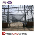 Construction Prefab Steel Building Hangar