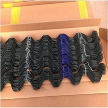 Zig Zag Wiggle Wire with Profile for Greenhouse
