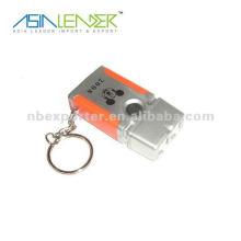 portable 2 led mini led flashlight keychain