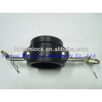 PP quick coupler for hydraulic type DC female coupling