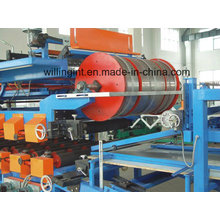 Light Weight EPS Wall and Roof Panel Machine, Sandwich Wall and Roof Panel Machine