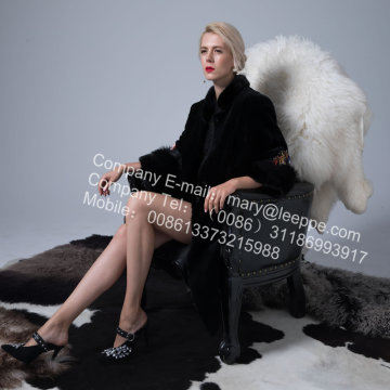 Long Winter Australia Merar Shearling Coat