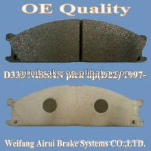 D333 Nissan brake pads
