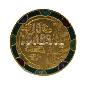 Souvenir Metal Cheap Wholesale Challenge Coin