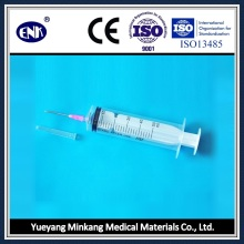 Medical Disposable Syringes, with Needle (50ml) , Luer Slip, with Ce&ISO Approved