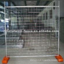 Segurança de alta qualidade Temporary Fence designs