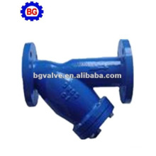 Flange End Cast Iron Y Type Strainer