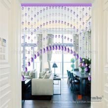 Modernas cortinas decorativas de cortinas para hoteles