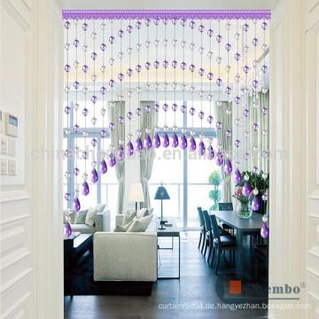 Moderne dekorative Perlen Vorhänge für Hotels