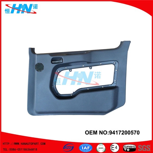 Heavy Duty Vehicle Door Inner Cover 9417200570 Benz Actros Parts