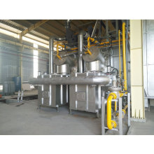 10 Metric Tonnes Aluminum Electric Melting Furnace For Casting And Foundry Industries