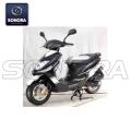 Baotian BT49QT-9 All Models Complete Scooter Repuestos Original Quality