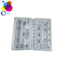 factory price toner cartridge top bottom  packaging safety protector paper plastic egg shell for hp CF410 26 201 203 205 508
