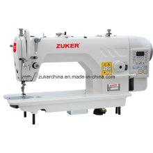 Zuker equipo Industrial máquina de coser con condensador de ajuste Auto (ZK9800D-D3)