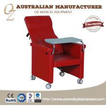 Produtos para cuidados domiciliares para cadeira de reabilitação idosos Cadeira de enfermagem para cuidados hospitalares Multi propósito de recuperação cadeira envelhecida alta