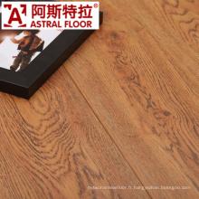 Plancher en stratifié de surface gaufré synchronisé par série de grande taille de nouveau produit (AS9202)