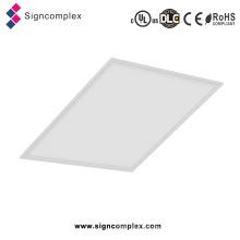Hohe Qualität 2X2 Füße 600 * 600mm Deckenleuchte LED Slim Panel Leuchte mit Ce RoHS ERP