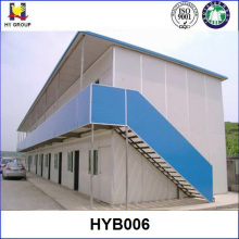 Low cost prefabricated portable house