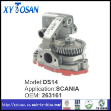 Oil Pump for Scania Ds14 263161 (ALL MODELS)