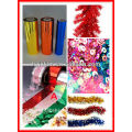 Decorative Colorful PET glitter/sequins film
