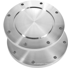 ISO-Lf Large Vacuum Fittings 8 Bolted Hole Blank Flange