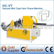 HC-VT Best Quanlity Mini Type Face Tissue Machine