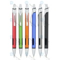 Metal Click Ball Pen with Soft Grip