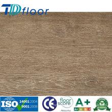 Hochwertiger langlebiger Schallschutz PVC-Vinyl Klicken Sie auf Bodenbelag