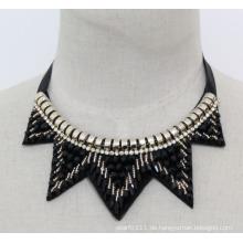 Damenmode Charm Crystal Choker Halskette (JE0181)