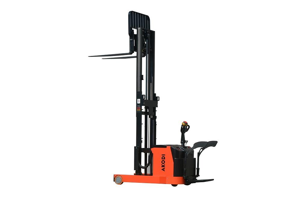 Electirc Reach Forklift