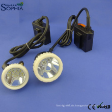 11000mAh High Power 5 Watt CREE LED Bergbau Licht