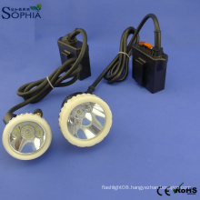 Sophia 11000mAh 10W High Lumen CREE LED Mining Lamp