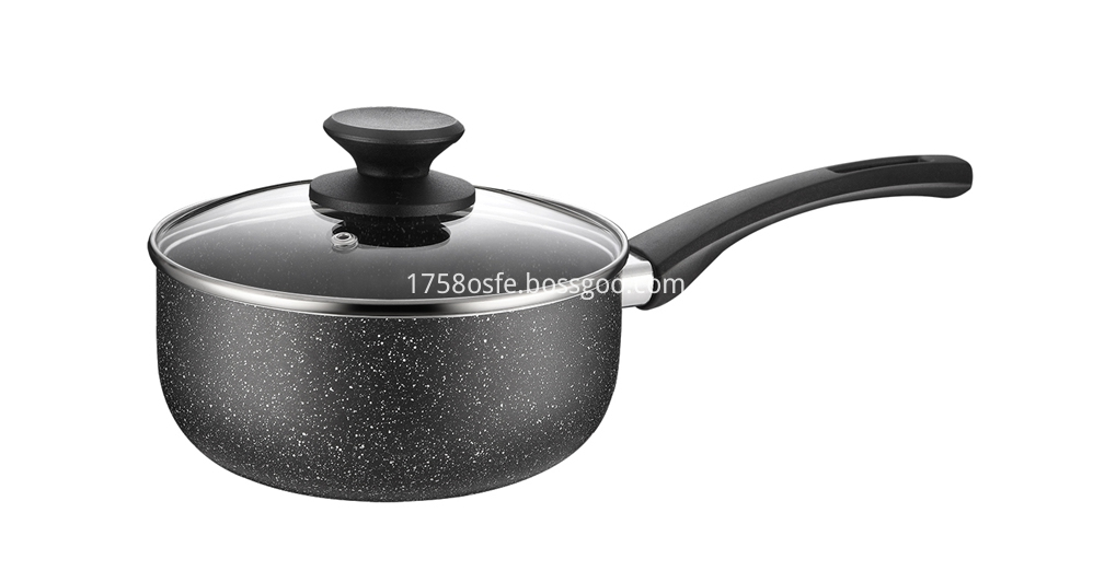 Marble Coating Cookware 3
