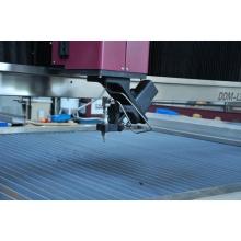 Machine de découpe au jet d'eau CNC industrielle à 5 axes