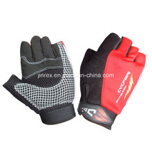 Sanwich Gym Half Finger Cycling Padding Bicycle Bike Sports Glove