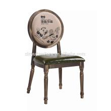 Banquet empilable restaurant chaise à manger XYN2754