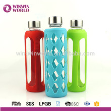 China Houswares Useful Promotional Gift Refill Glass Bottles Wholesale