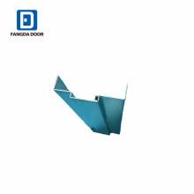 quadro de porta de aço ajustável, quadro de porta de aço expansível