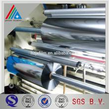 Protección de la reflexión de la película del animal doméstico revestida aluminio