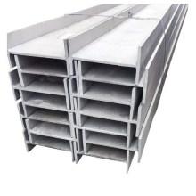 Galvaniserad eller belagd strukturell stål H-stråle