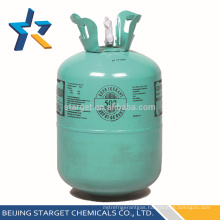 High purity 99.9% hot sale Refrigerant gas r507 in 11.3kg/25lb disposable cylinder