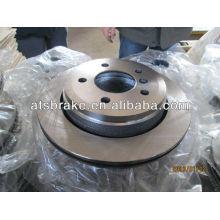 Pièces détachées auto Système de freinage Disque / rotor de frein de voiture allemand