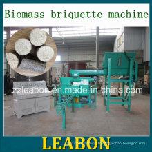 Machine de fabrication de briqueterie en bois à 1 tonne avec CE