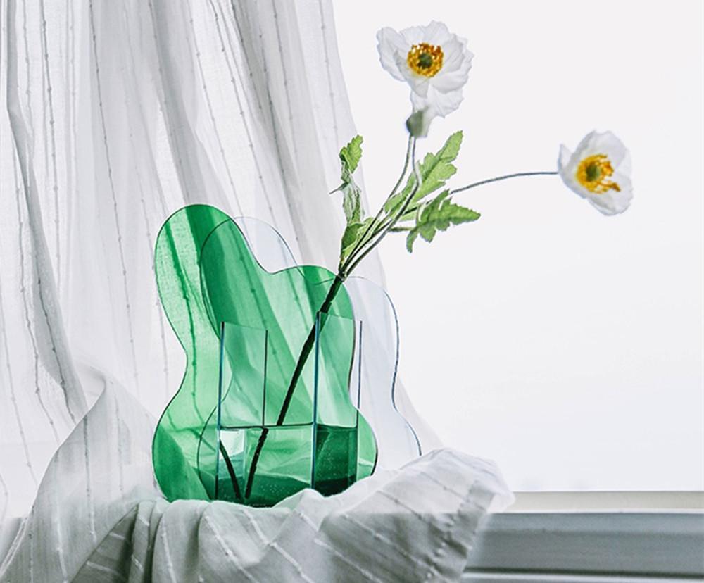Acrylic Clear Creative Vase
