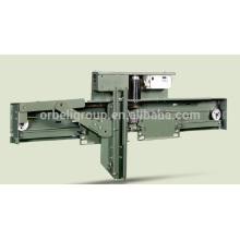 Landing door 2-panel side opening,elevator door operator
