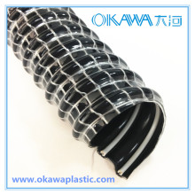 35mm PVC Conduitive Vacuum Hose with Double Steel Wire