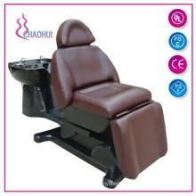 Electric shampoo chair for salon