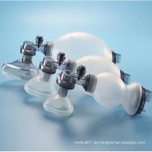 Praktischer Einweg-Druck-Sauerstoff-Beatmungsbeutel