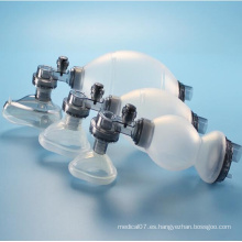 Resuscitador de Oxígeno de Presión Desechable Práctico