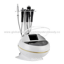 Beauty Salon Equipment, Integrate with Smart LCD Panel, Ultrasonic Wave Frequency